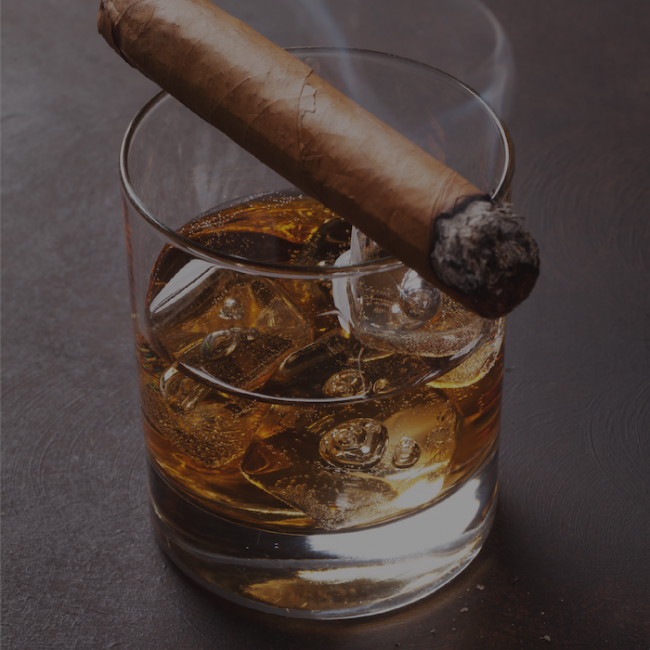 Cigar and Whisky Lounge in Owasso