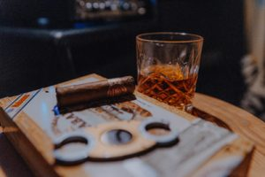 Whisky and Cigar Bar in Claremore
